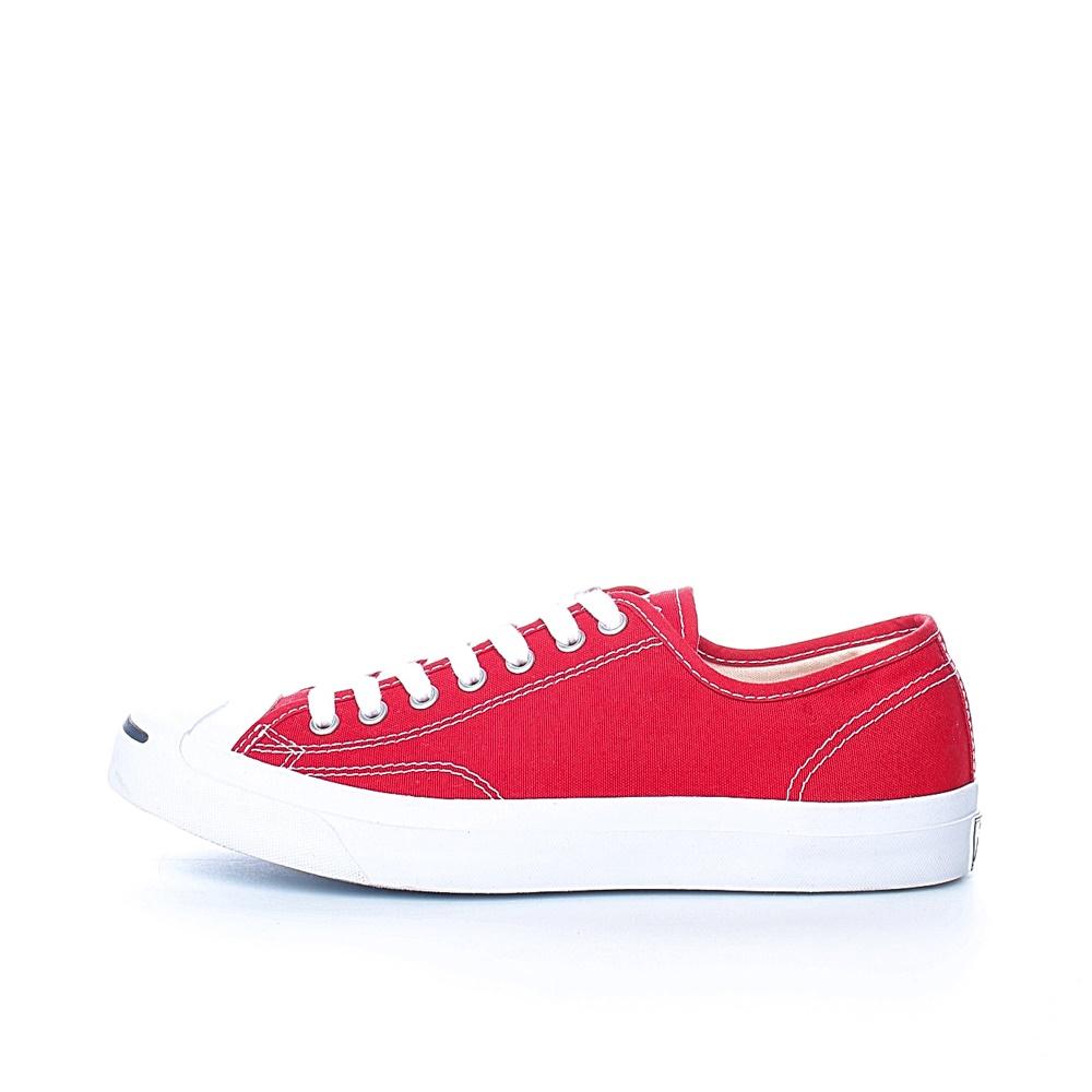 CONVERSE – Unisex παπούτσια Jack Purcell Jack Ox κόκκινο