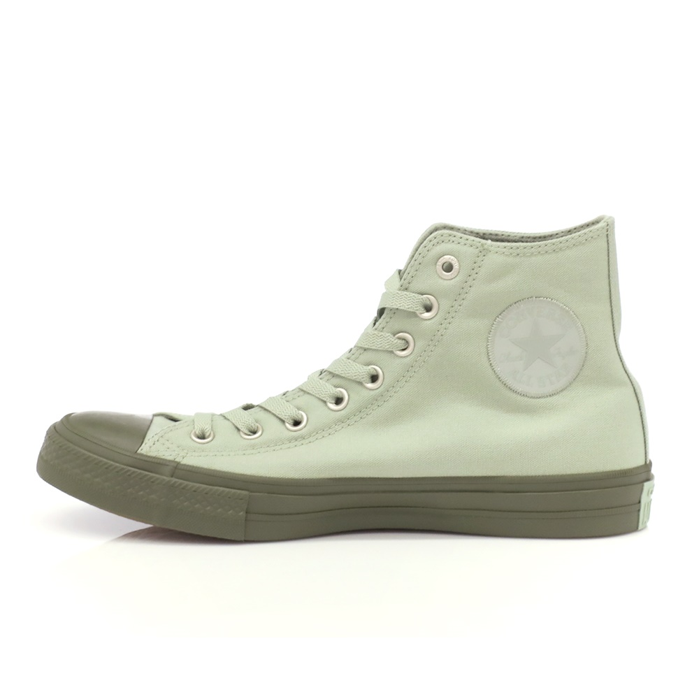 CONVERSE – Unisex παπούτσια Chuck Taylor All Star Hi πράσινα