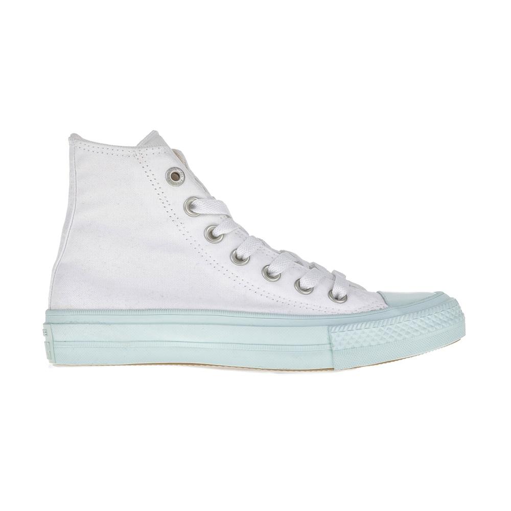CONVERSE – Unisex παπούτσια Chuck Taylor All Star Hi λευκό-γαλάζιο