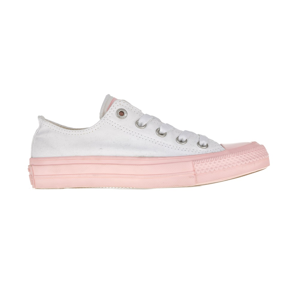 CONVERSE - Unisex παπούτσια Chuck Taylor All Star Ox λευκά-ρ...