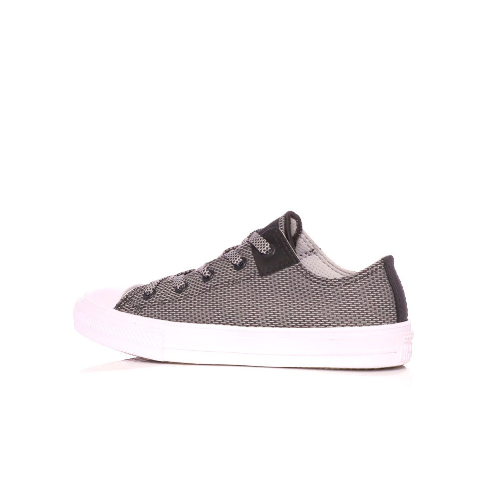 CONVERSE – Παιδικά sneakers CONVERSE Chuck Taylor All Star II Ox γκρι