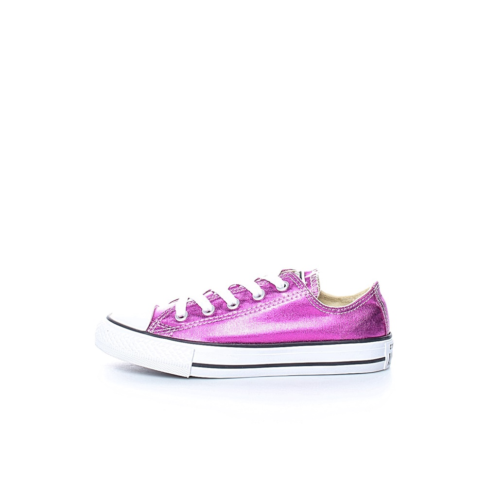 CONVERSE – Παιδικά sneakers Chuck Taylor All Star Ox μωβ-ροζ ec66388f823