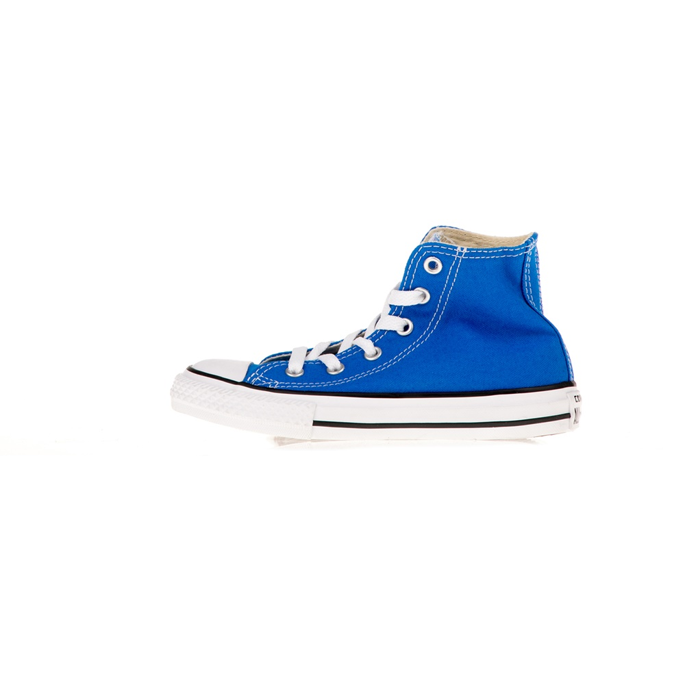 CONVERSE – Παιδικά μποτάκια CONVERSE Chuck Taylor All Star Hi μπλε