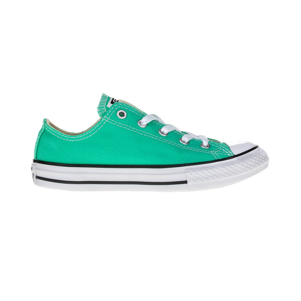 b5203324f20 Factoryoutlet CONVERSE – Παιδικά παπούτσια Chuck Taylor All Star Ox πράσινα