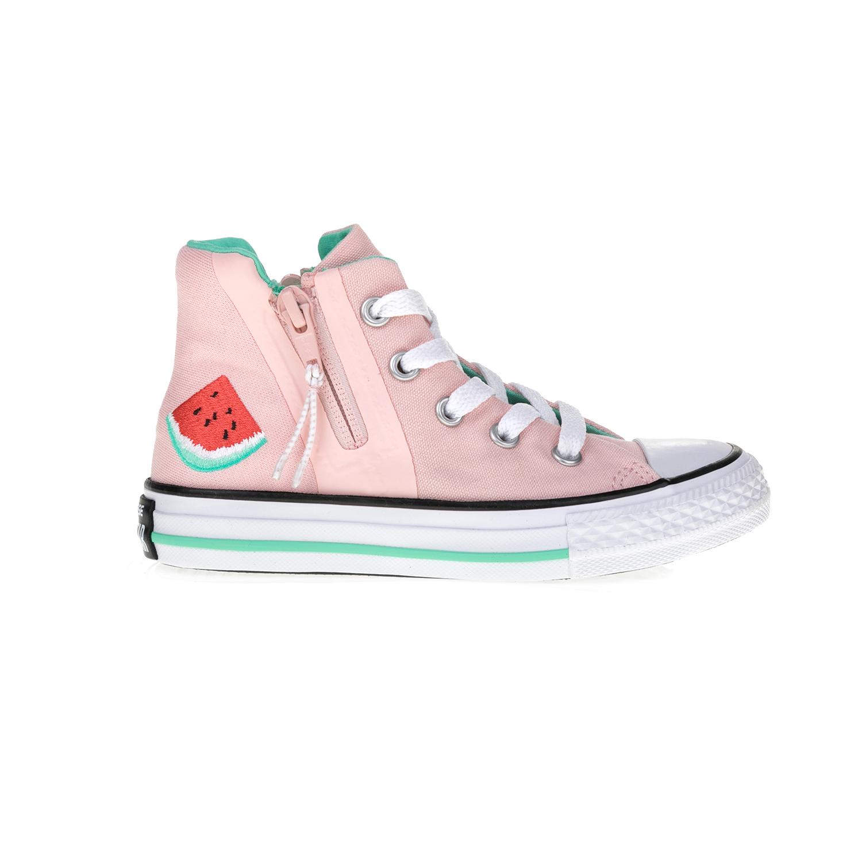 CONVERSE – Παιδικά μποτάκια Chuck Taylor All Star Sport Zi ροζ