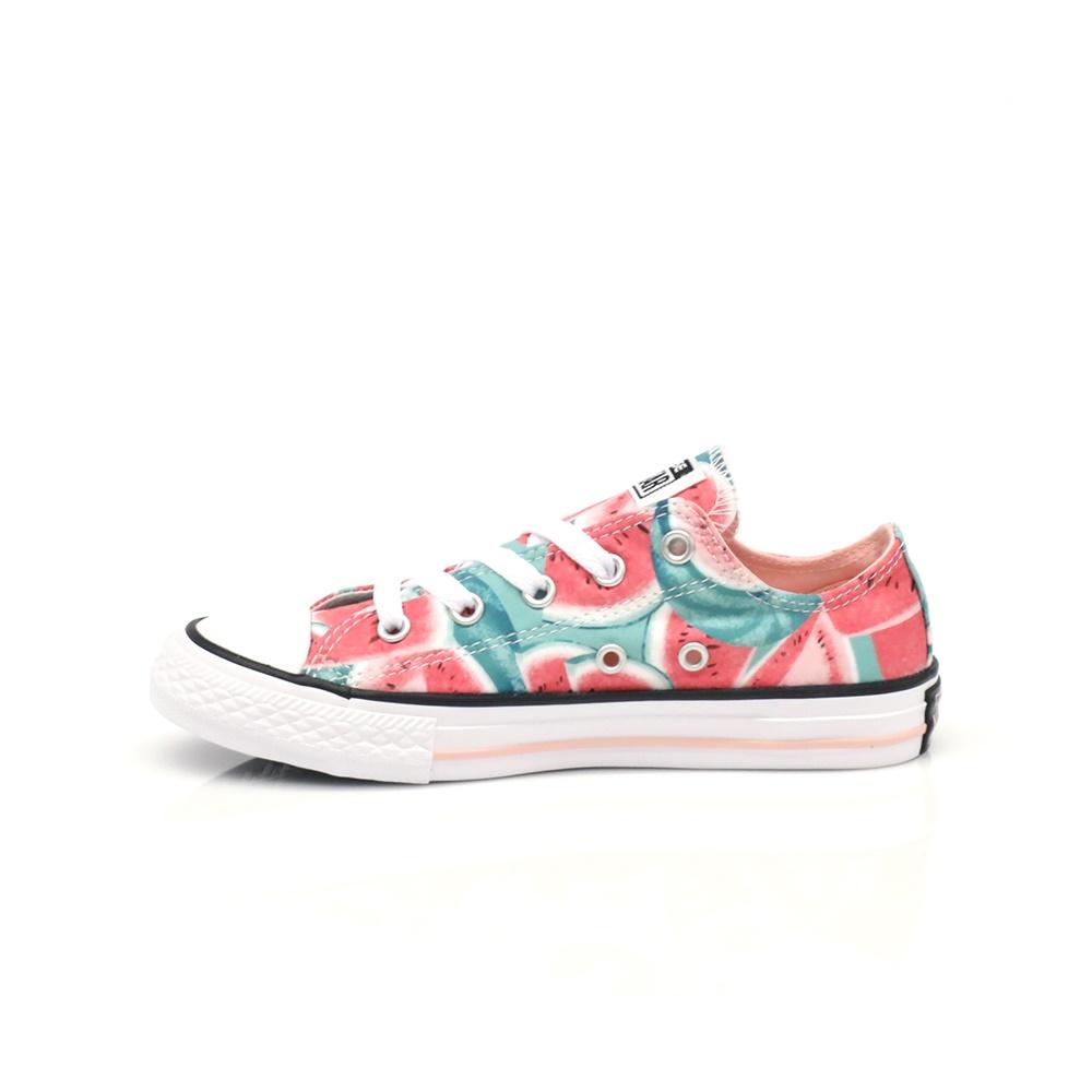 CONVERSE – Παιδικά παπούτσια Chuck Taylor All Star Ox εμπριμέ