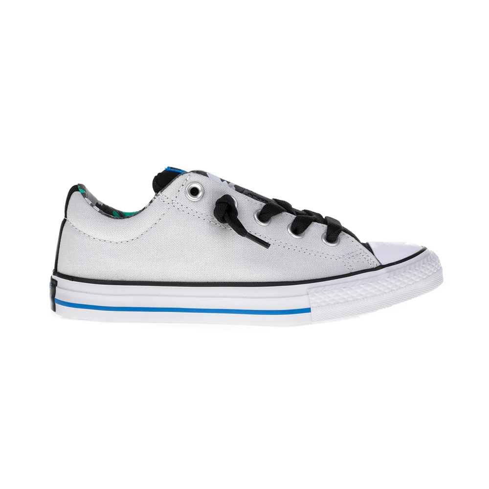 CONVERSE – Παιδικά παπούτσια Chuck Taylor All Star Street S γκρι