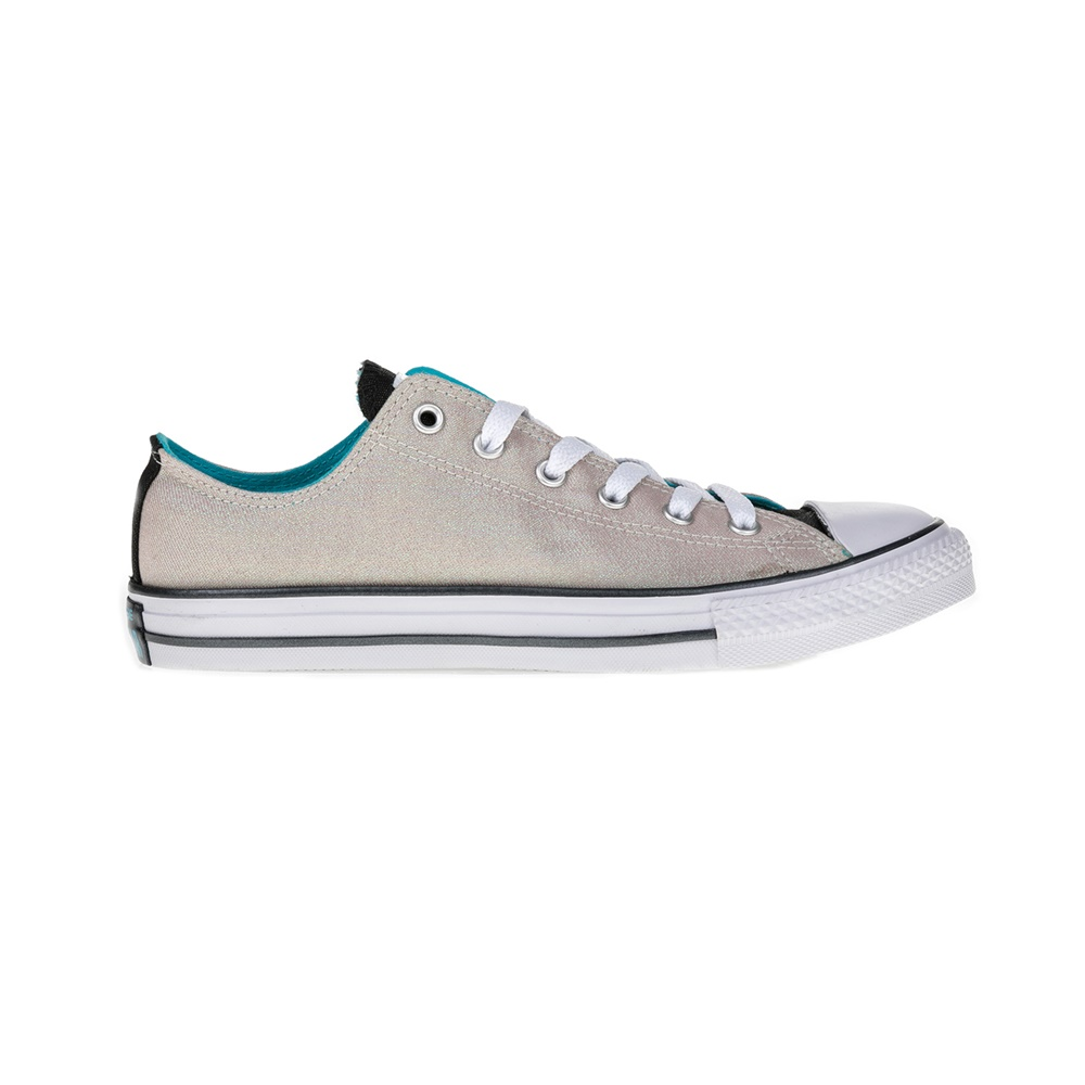 CONVERSE – Παιδικά παπούτσια Chuck Taylor All Star Ox μπεζ-μαύρα