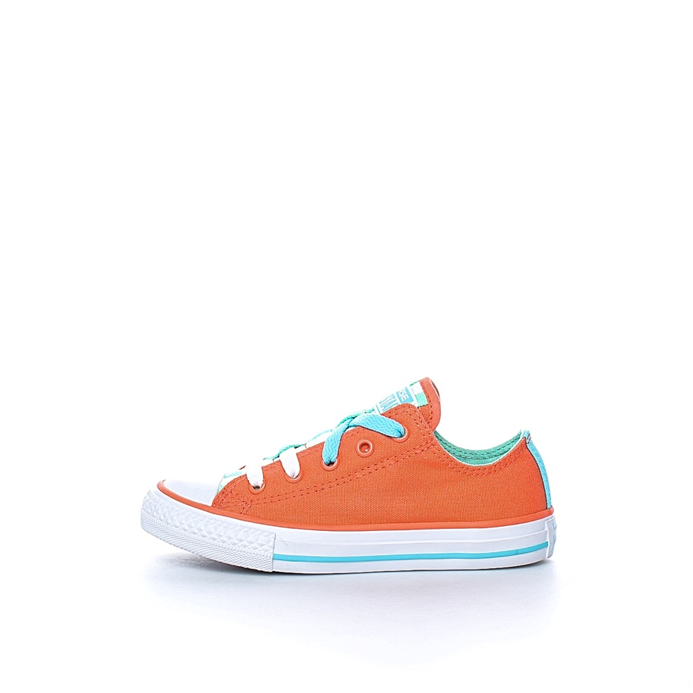 CONVERSE – Παιδικά sneakers Chuck Taylor All Star Loophole πορτοκαλί