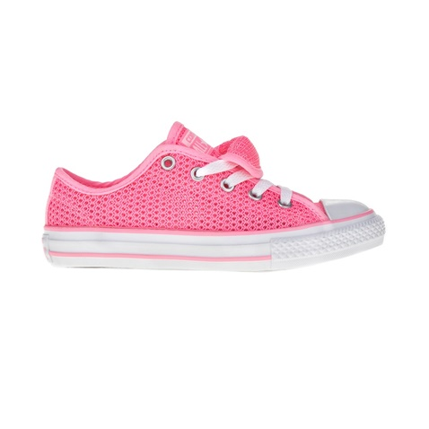 9edab88366d Παιδικά παπούτσια Chuck Taylor All Star Double T ροζ - CONVERSE  (1514065.0-p2p7)   Factory Outlet