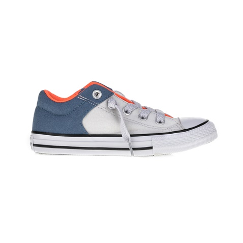 5f02048888b Παιδικά παπούτσια Chuck Taylor All Star High Str γκρι-μπλε - CONVERSE  (1514072.0-8212) | Factory Outlet