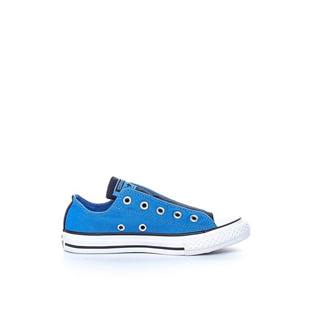 CONVERSE – Παιδικά παπούτσια CONVERSE Chuck Taylor All Star Slip Sli μπλε