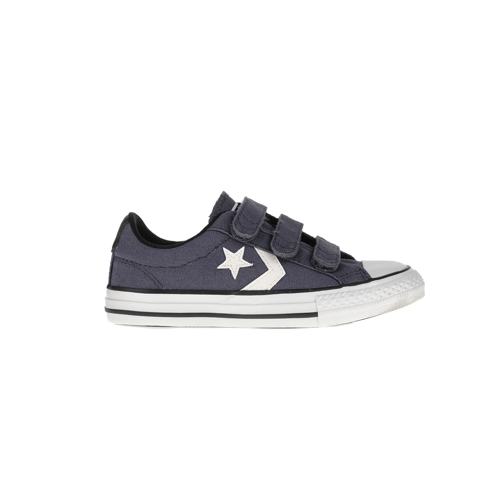 CONVERSE – Παιδικά sneakers CONVERSE Star Player 3V Ox γκρι