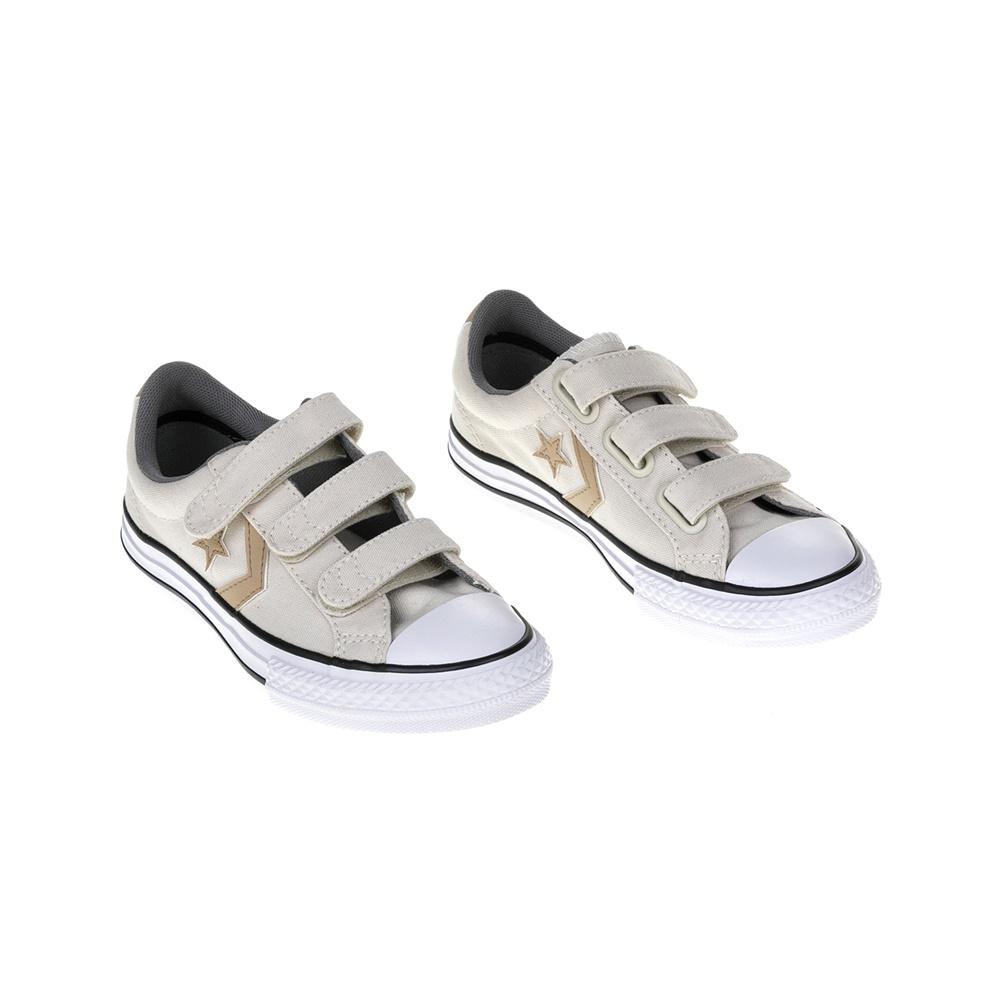 3adb79066b2 CONVERSE - Παιδικά παπούτσια Star Player 3V Ox μπεζ, Παιδικά ...