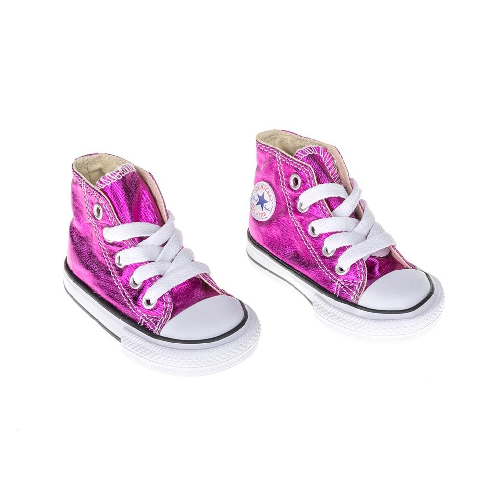 4e6aaf71457 CONVERSE - Βρεφικά μποτάκια Chuck Taylor All Star Hi ροζ, Βρεφικά αθλητικά  παπούτσια, ΠΑΙΔΙ | ΠΑΠΟΥΤΣΙΑ | ΒΡΕΦΙΚΑ