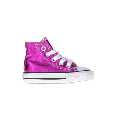 729e26b2e17 Βρεφικά μποτάκια Chuck Taylor All Star Hi ροζ - CONVERSE (1514130.0-00f2) |  Factory Outlet