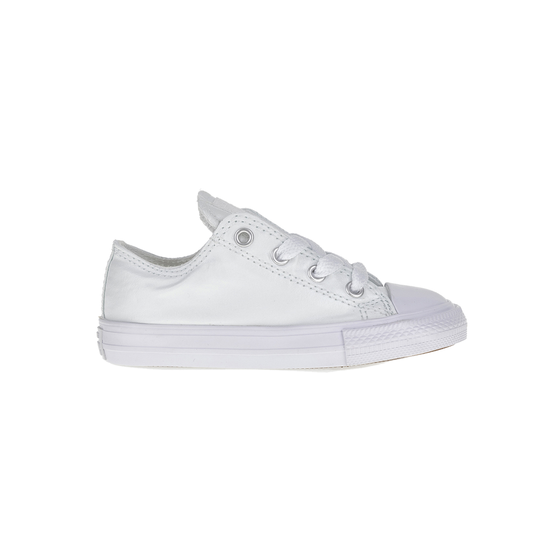 CONVERSE – Βρεφικά παπούτσια CONVERSE Chuck Taylor All Star Ox λευκά
