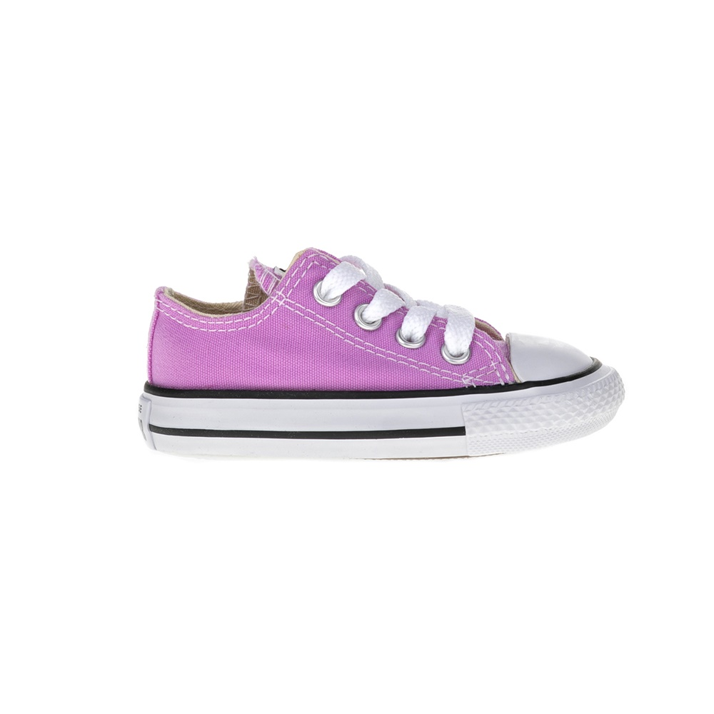 CONVERSE – Βρεφικά παπούτσια Chuck Taylor All Star Ox μοβ