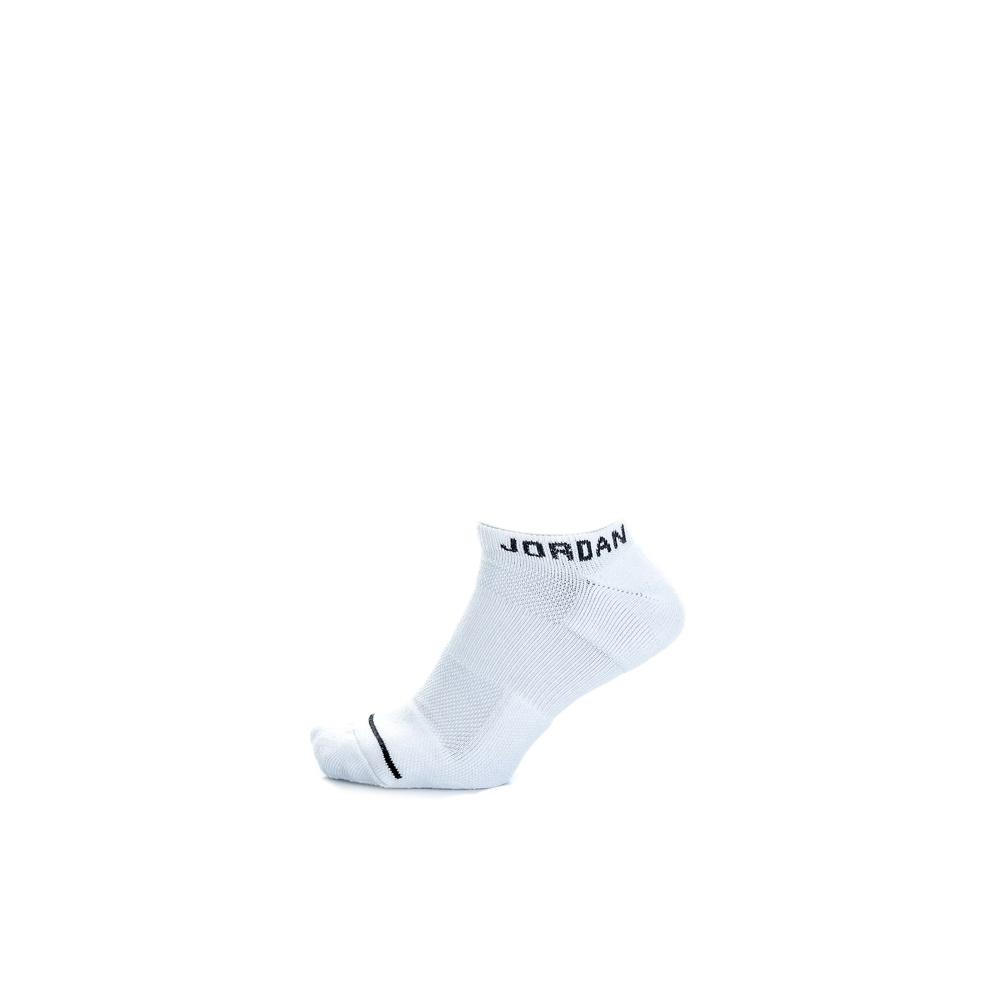 NIKE - Σετ unisex κάλτσες Nike JORDAN EVRY MAX NS λευκές γυναικεία αξεσουάρ κάλτσες