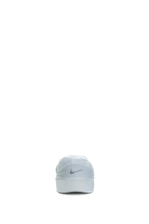 NIKE - Unisex καπέλο Nike AROBILL CAP TW ELITE λευκό γυναικεία αξεσουάρ καπέλα αθλητικά