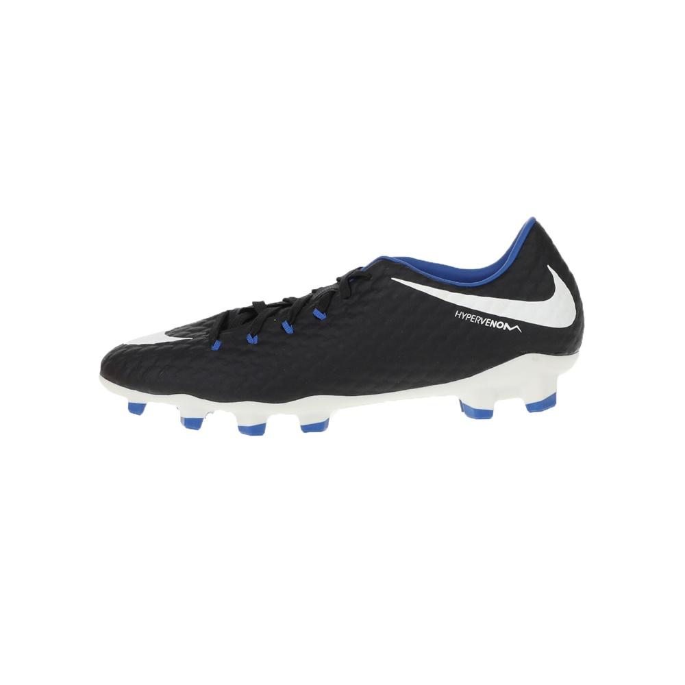 NIKE – Ανδρικά παπούτσια ποδοσφαίρου Nike HYPERVENOM PHELON III FG μαύρα