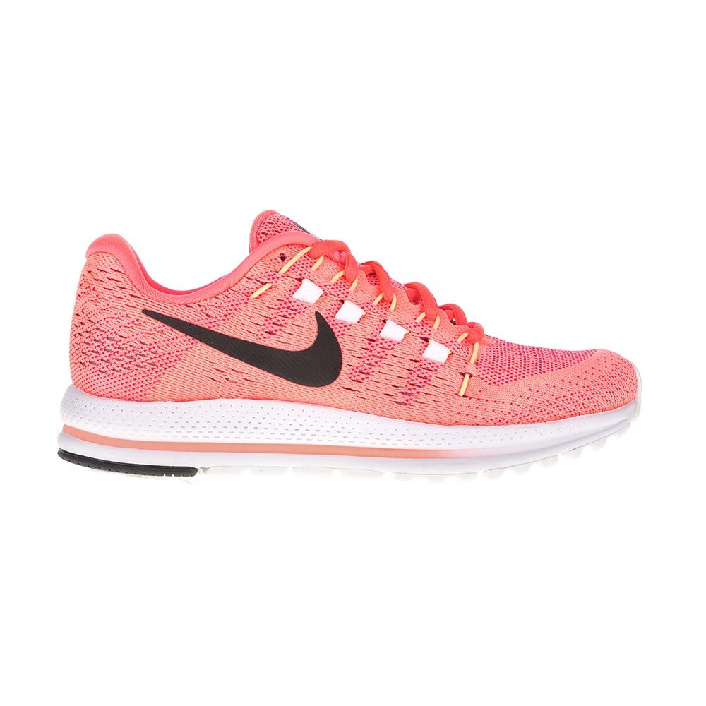 NIKE - Γυναικεία αθλητικά παπούτσια NIKE AIR ZOOM VOMERO 12 ροζ-πορτοκαλί γυναικεία παπούτσια αθλητικά running