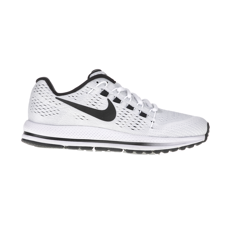 NIKE - Γυναικεία αθλητικά παπούτσια NIKE AIR ZOOM VOMERO 12 λευκά-μαύρα γυναικεία παπούτσια αθλητικά running