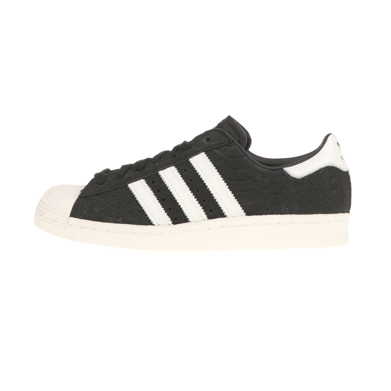 49a2dd87581 adidas Originals – Γυναικεία παπούτσια SUPERSTAR 80s μαύρα. Factory Outlet