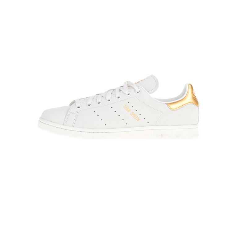8a87686e071 adidas Originals. Ανδρικά παπούτσια STAN SMITH GOLD LEAF λευκά-χρυσά