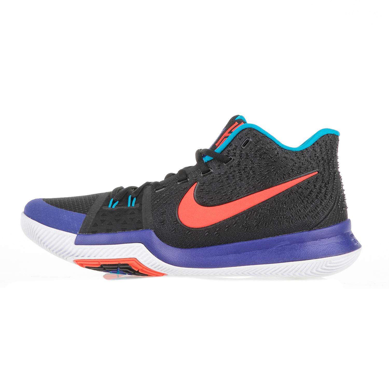 NIKE – Ανδρικά παπούτσια μπάσκετ NIKE KYRIE 3 μαύρο-μπλε