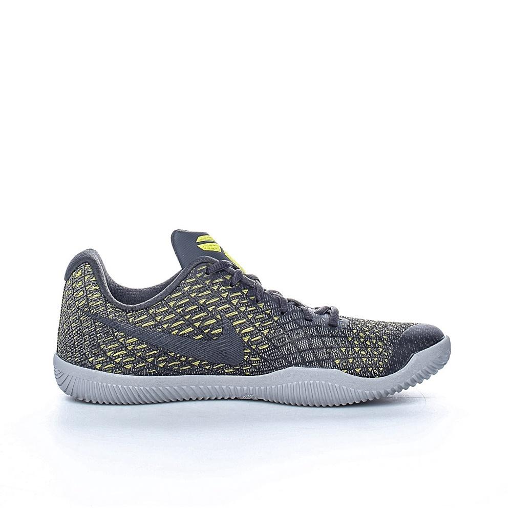 NIKE – Ανδρικά παπούτσια μπάσκετ Nike MAMBA INSTINCT γκρι – κίτρινα