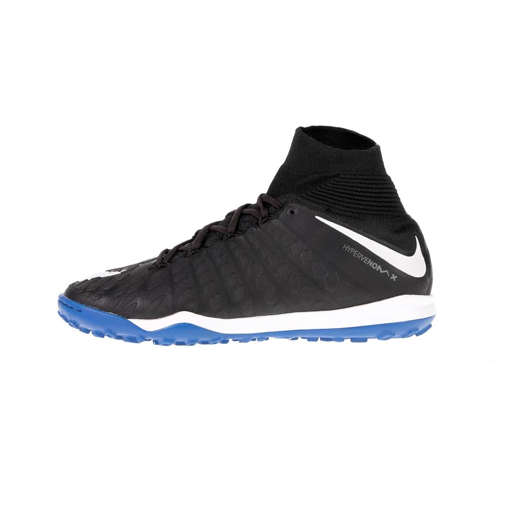 NIKE – Ανδρικά παπούτσια ποδοσφαίρου NIKE HYPERVENOMX PROXIMO II DF TF μαύρα