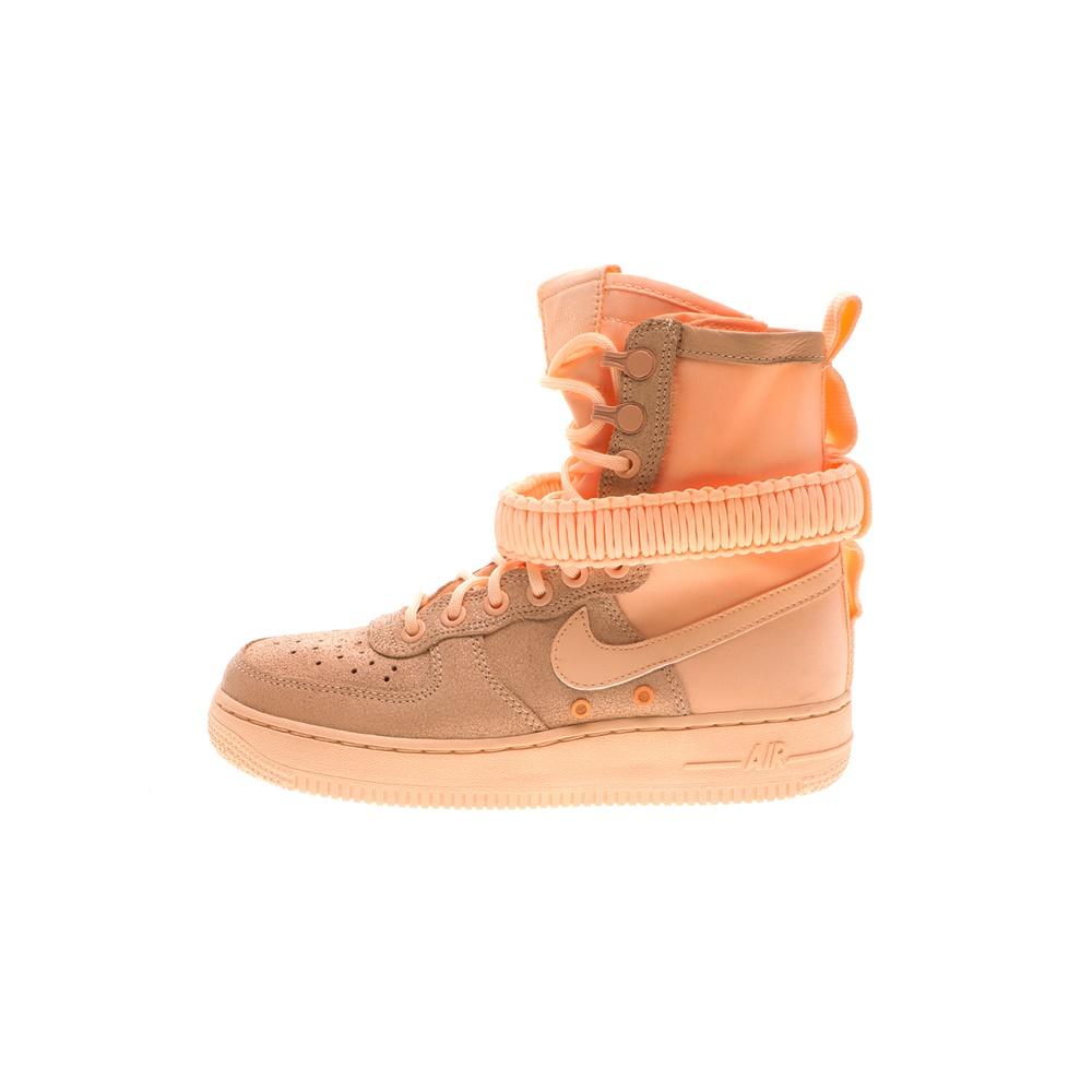 NIKE – Γυναικεία παπούτσια Nike Air 1 SF AF1 ροζ μπεζ