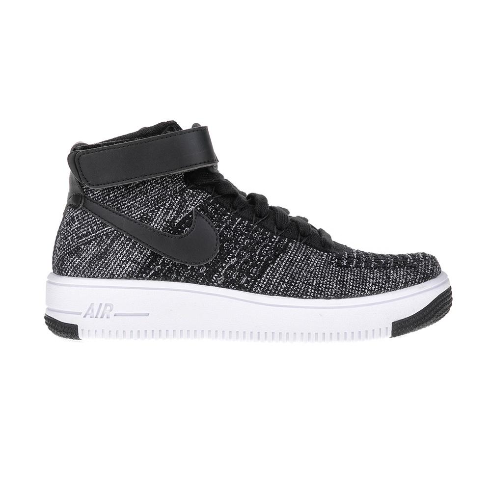 75fe4325d90 NIKE - Παιδικά παπούτσια AF1 ULTRA FLYKNIT MID (GS) μαύρα ...