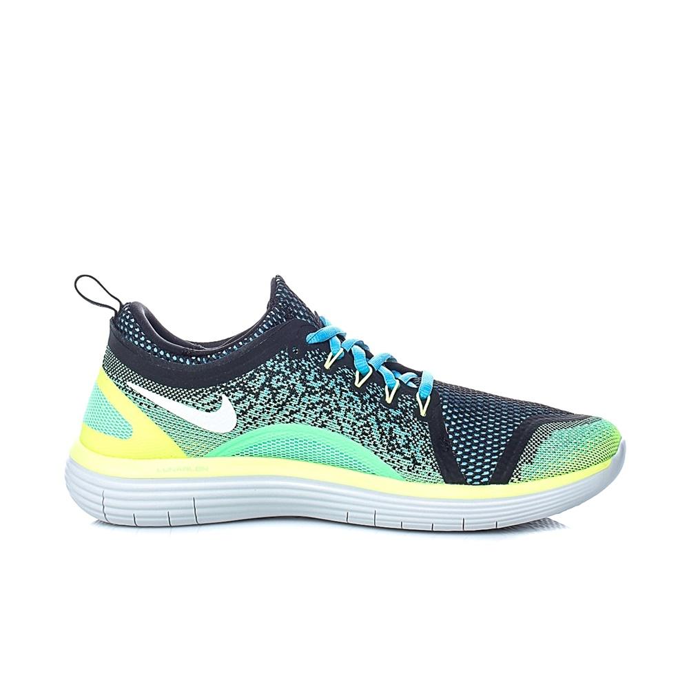 NIKE – Ανδρικά αθλητικά παπούτσια Nike FREE RN DISTANCE 2 πράσινα – μαύρα