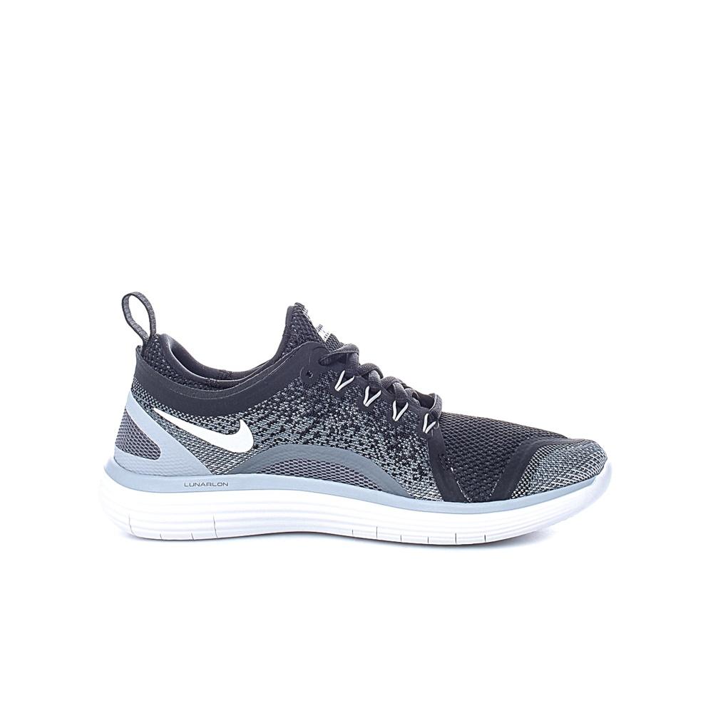 NIKE - Γυναικεία αθλητικά παπούτσια NIKE FREE RN DISTANCE 2 γκρι γυναικεία παπούτσια αθλητικά running