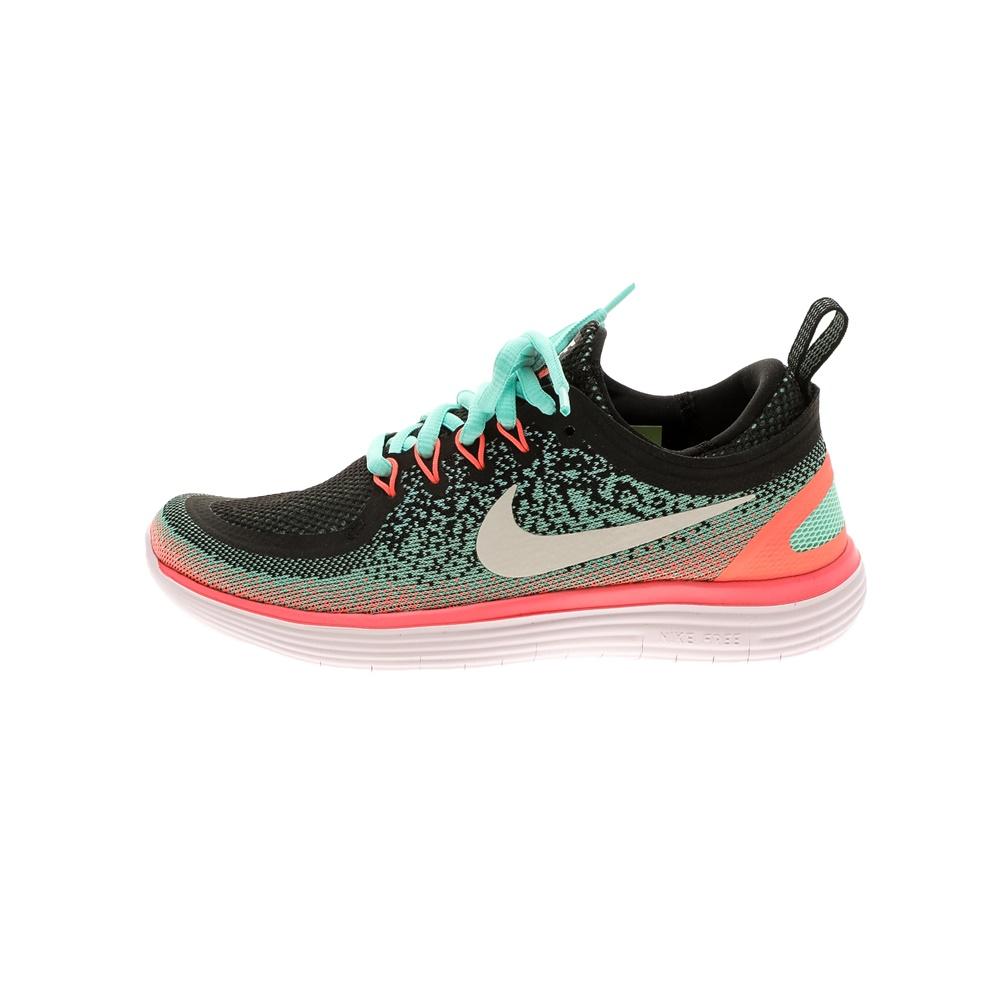 NIKE – Γυναικεία παπούτσια running NIKE FREE RN DISTANCE 2 μαύρα μπλε