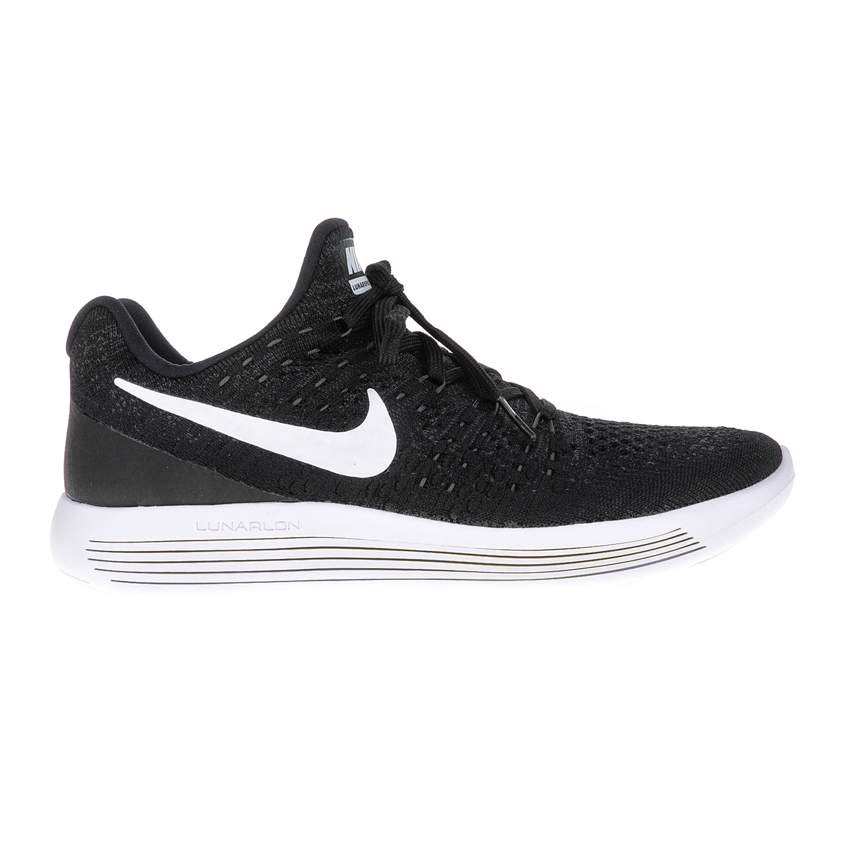 NIKE - Γυναικεία αθλητικά παπούτσια NIKE LUNAREPIC LOW FLYKNIT 2 μαύρα γυναικεία παπούτσια αθλητικά running
