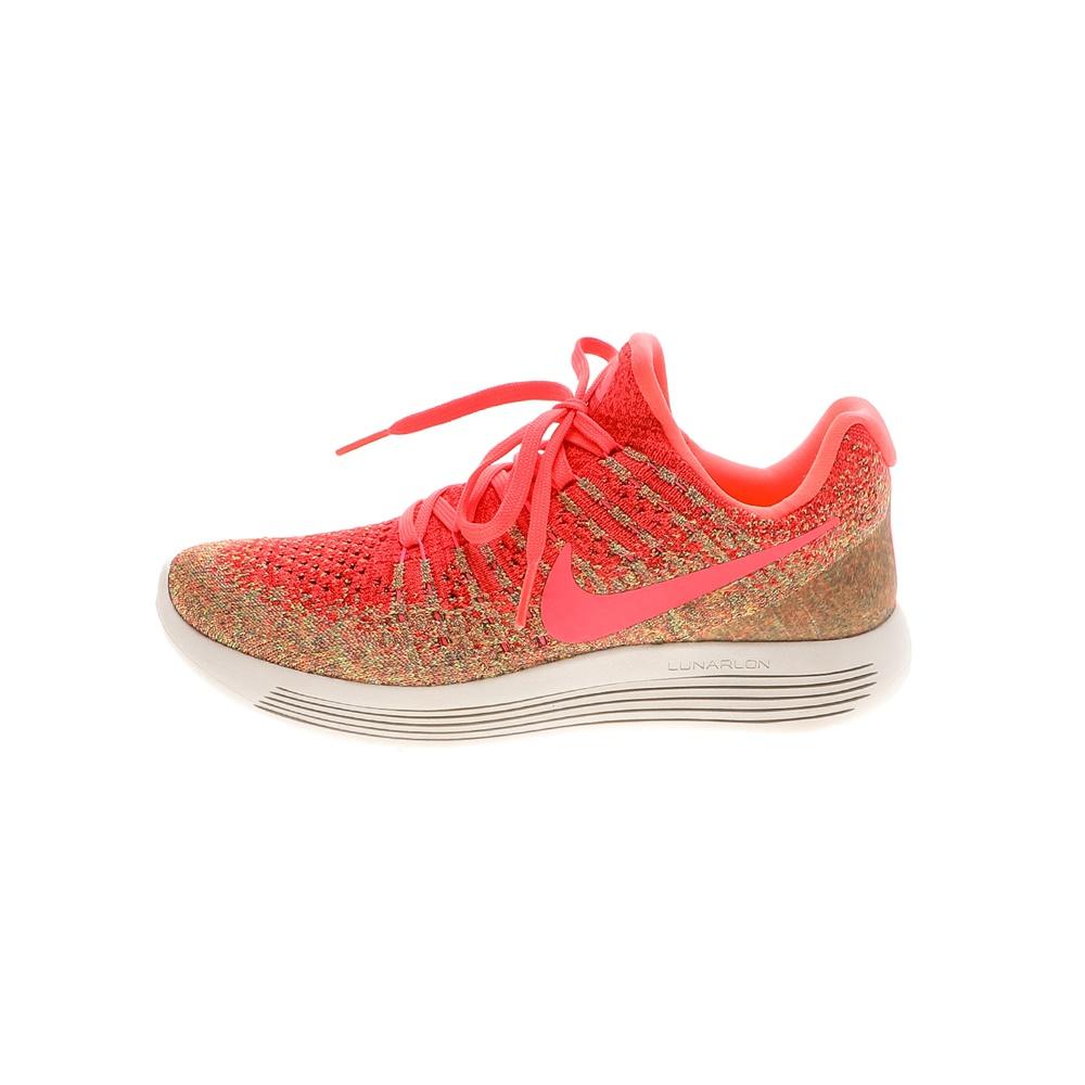 NIKE – Γυναικεία παπούτσια running NIKE LUNAREPIC LOW FLYKNIT 2 ροζ