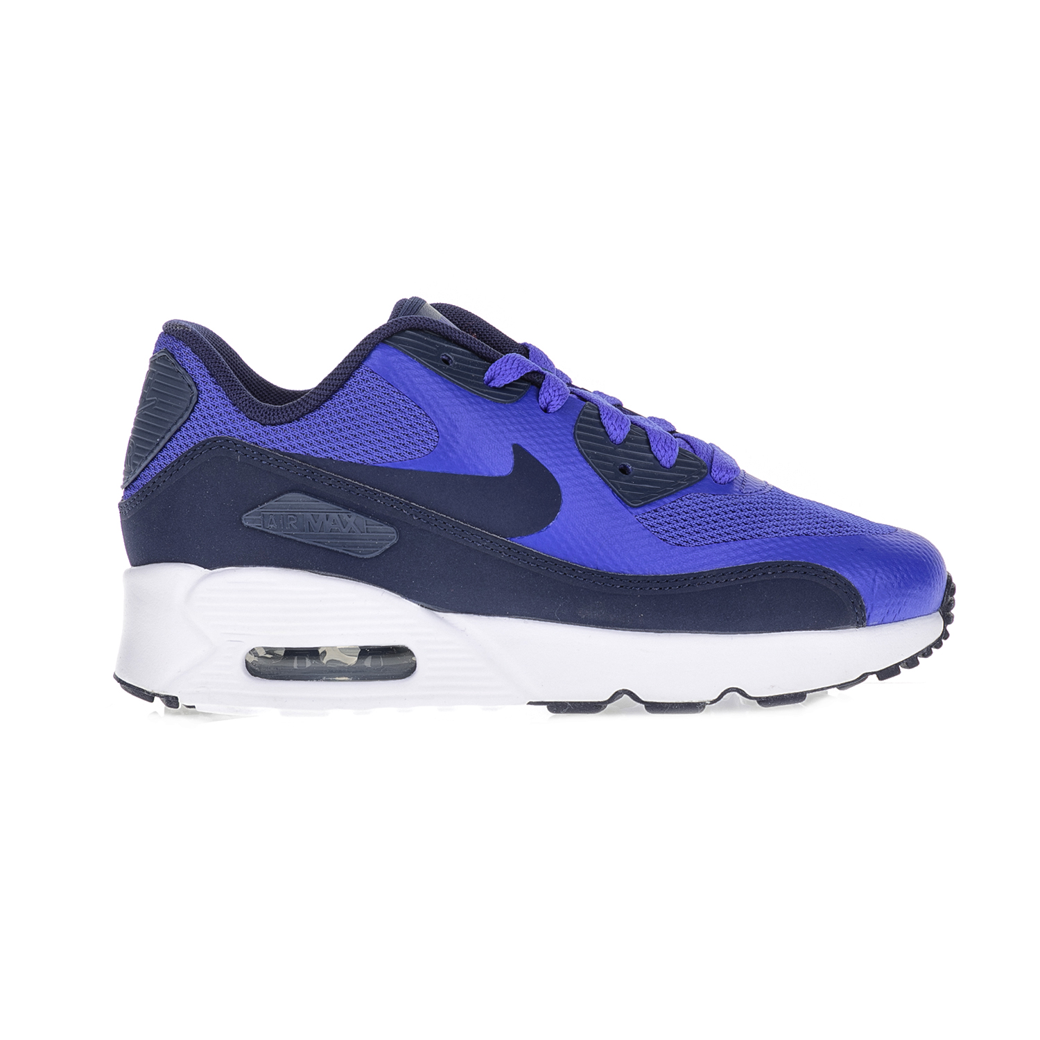 NIKE – Παιδικά αθλητικά παπούτσια AIR MAX 90 ULTRA 2.0 (PS) μπλε.  Factoryoutlet 898901bffe0