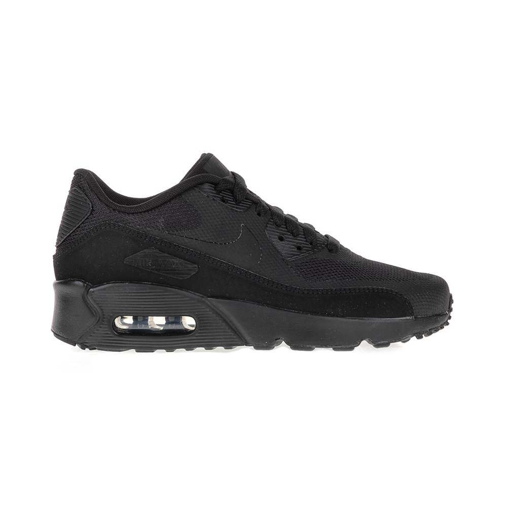 NIKE – Παδικά αθλητικά παπούσια AIR MAX 90 ULTRA 2.0 (GS) μαύρα