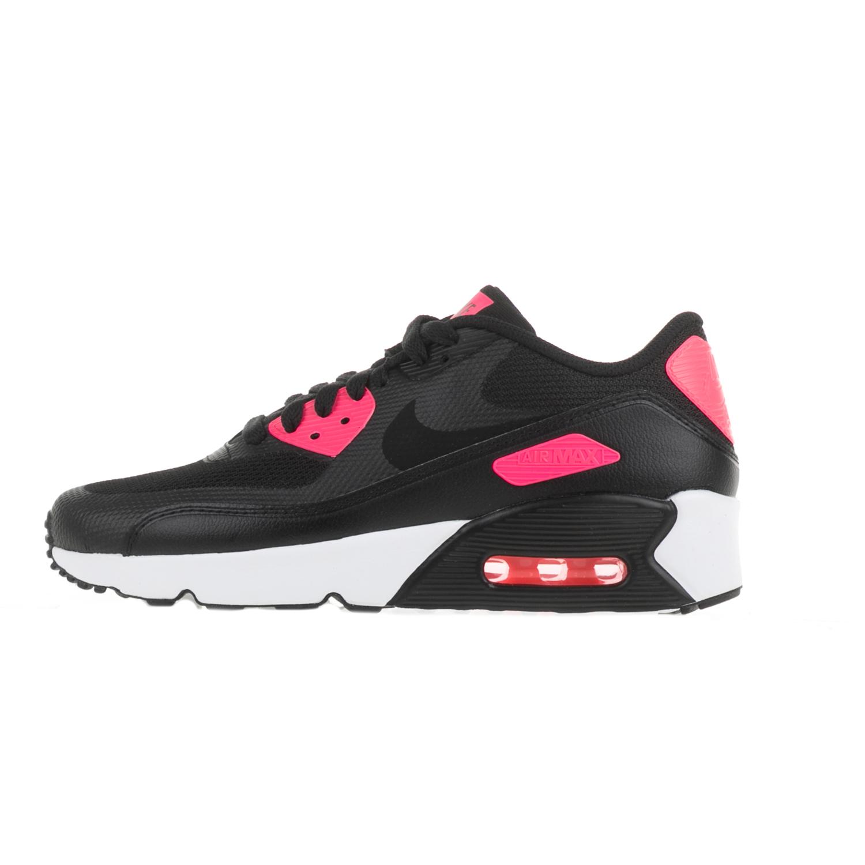 NIKE – Κοριτσίστικα αθλητικά παοπύτσια AIR MAX 90 ULTRA 2.0 (GS) μαύρα – ροζ a08c7abd410