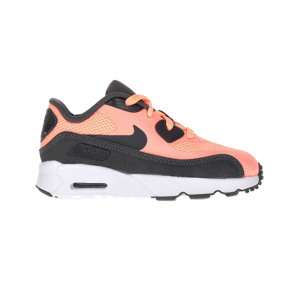 0392ca6fd13 NIKE – Βρεφικά παπούτσια AIR MAX 90 ULTRA 2.0 ροζ – μαύρα. Factoryoutlet