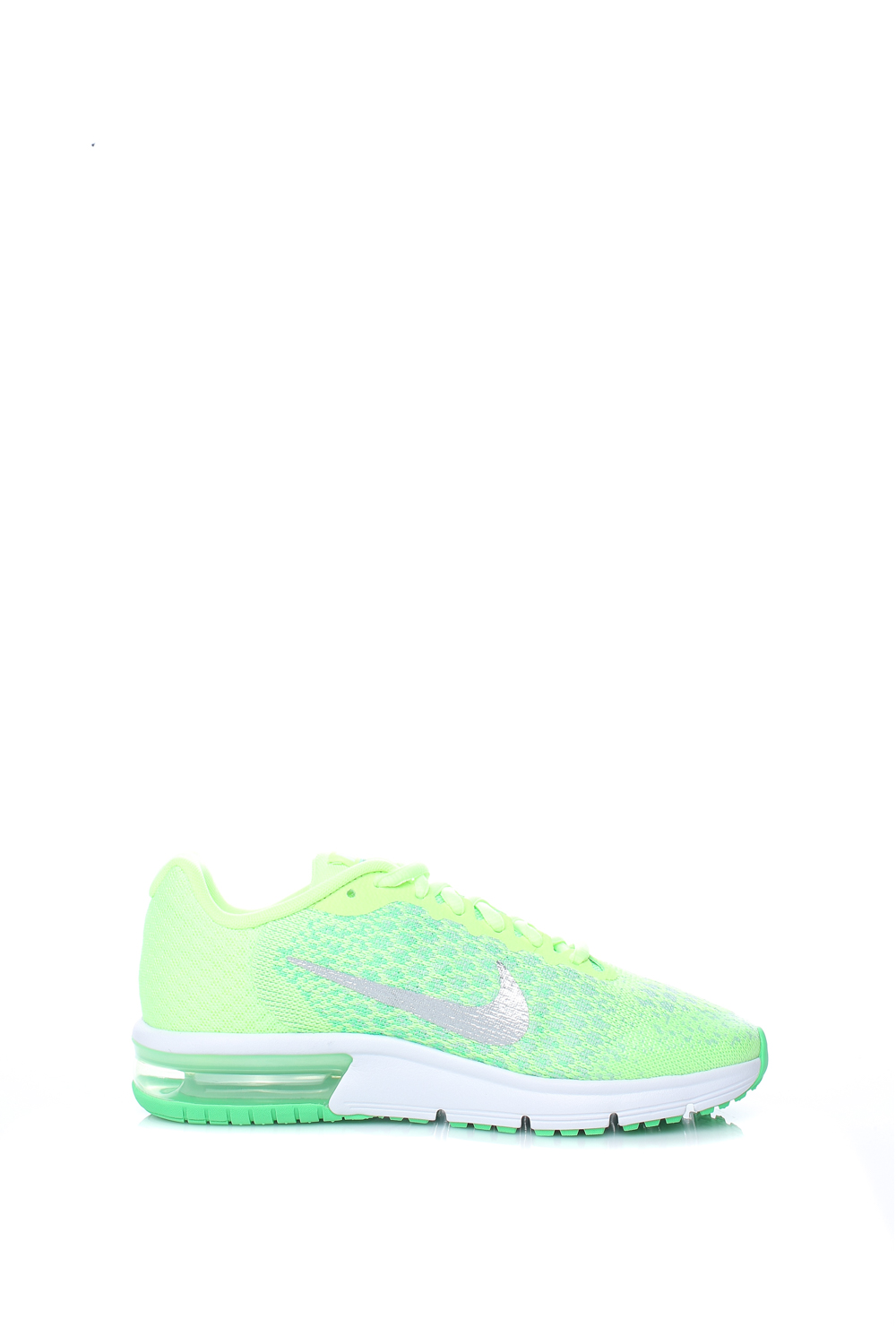 NIKE - Παιδικά αθλητικά παπούτσια Nike AIR MAX SEQUENT 2 (GS) πράσινα f64e3e83c52
