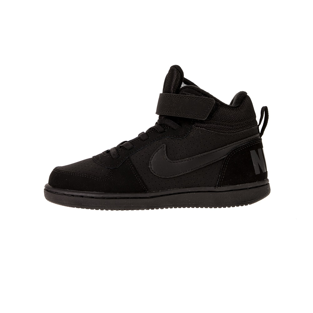 NIKE – Παιδικά αθλητικά παπούτσια Nike COURT BOROUGH MID (PSV) μαύρα