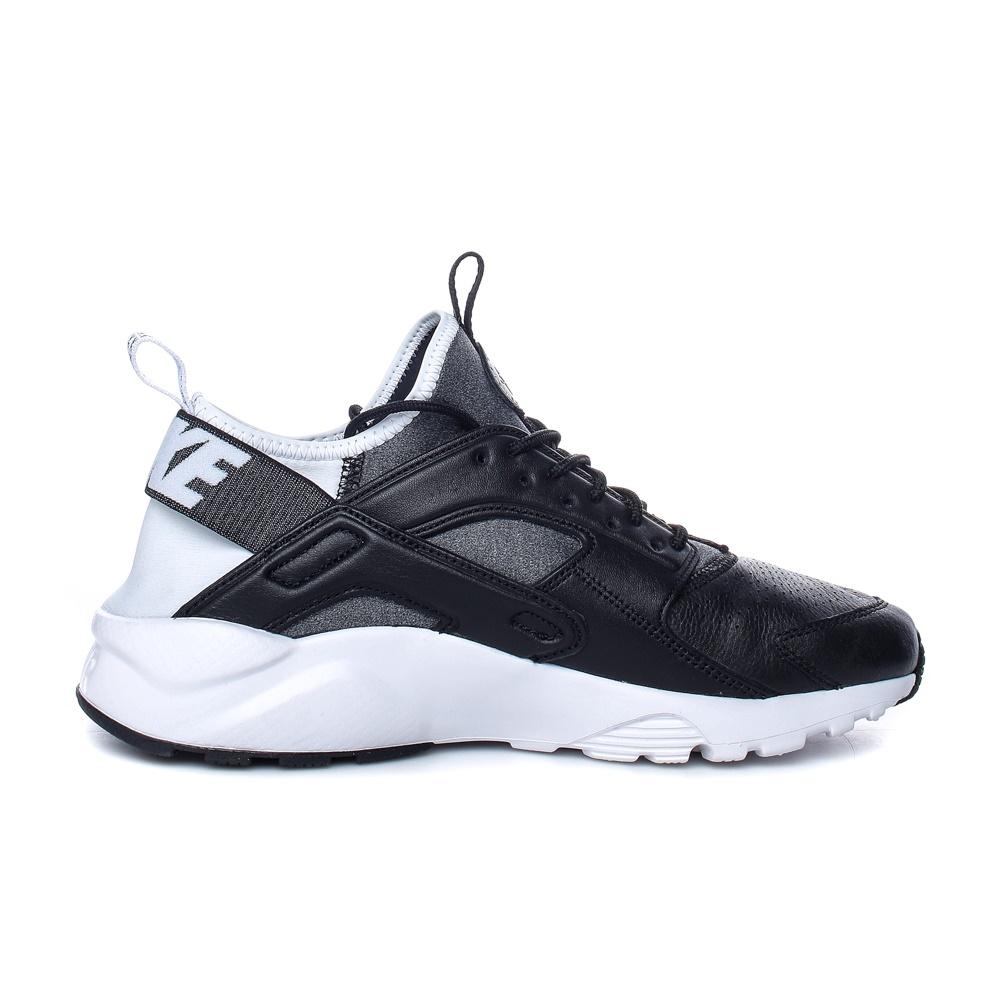 NIKE – Aνδρικά sneakers Nike AIR HUARACHE RUN ULTRA SE ασπρόμαυρα