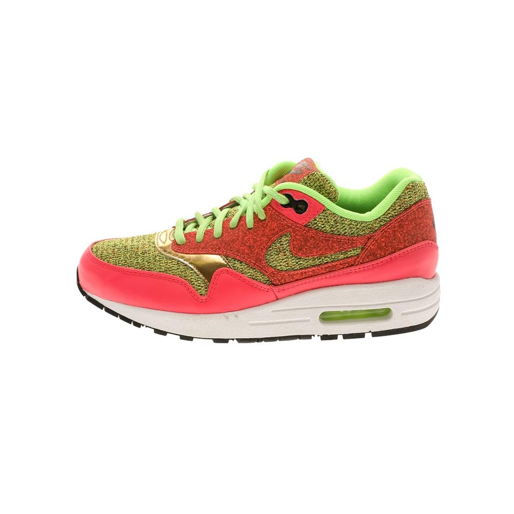NIKE – Γυναικεία παπούτσια running Nike Air Max 1 SE πράσινα ροζ