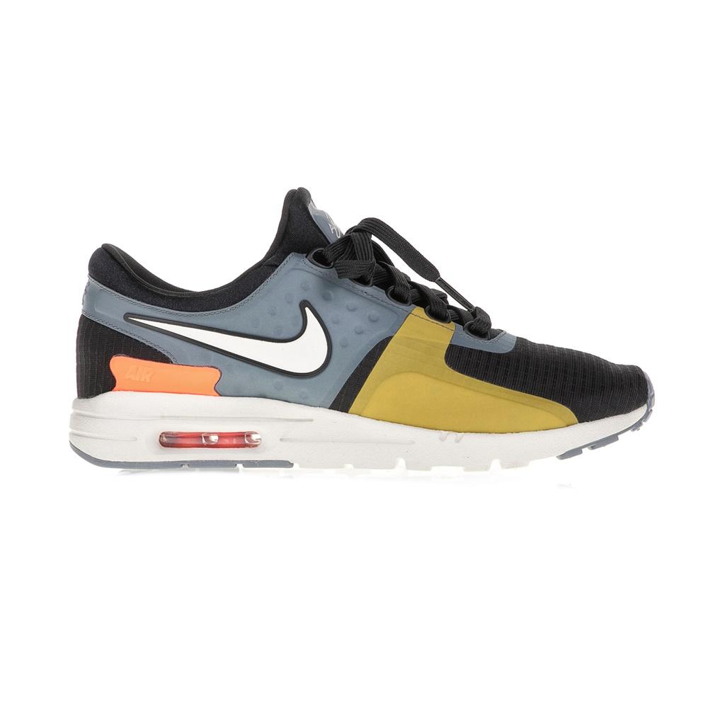 NIKE - Γυναικεία αθλητικά παπούτσια AIR MAX ZERO SI μαύρα-γκρι-κίτρινα γυναικεία παπούτσια αθλητικά running