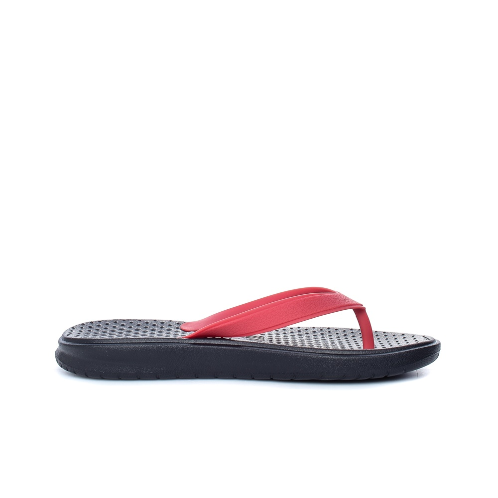 NIKE – Ανδρικές σαγιονάρες Nike Solay thong μαύρες-κόκκινες