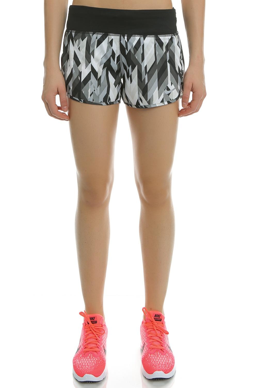 NIKE - Γυναικείο αθλητικό σορτς Nike FLX 3IN γκρι γυναικεία ρούχα σορτς βερμούδες αθλητικά